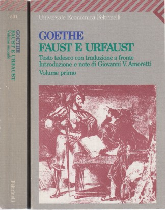 Faust American Journal (2 Volumes)