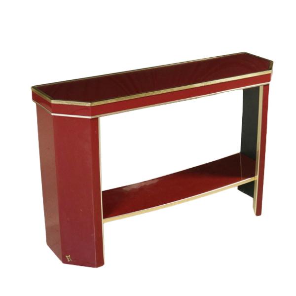 consoles ann es 80 meubles design moderne. Black Bedroom Furniture Sets. Home Design Ideas