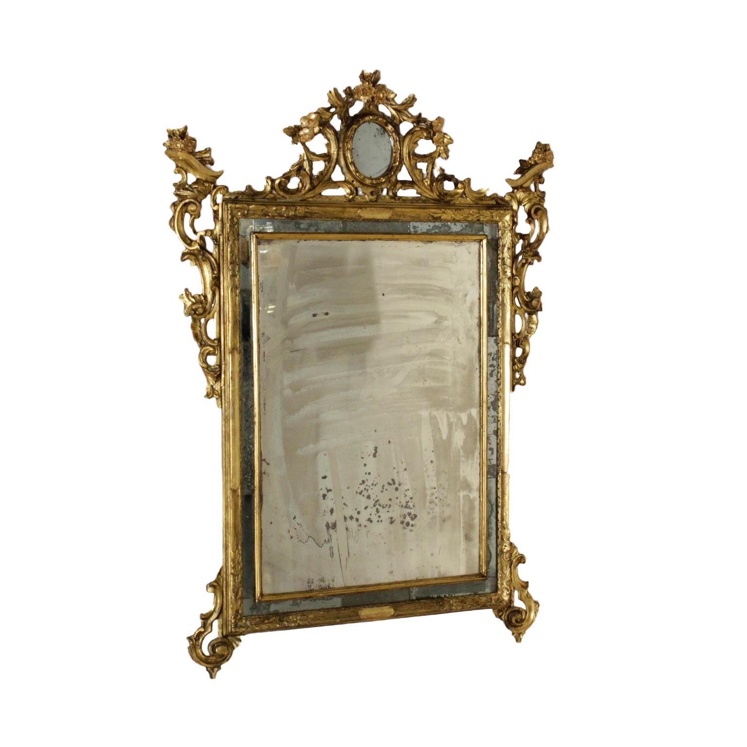 Specchi in stile cool specchiera in stile rococ with specchi in stile trendy mobile da - Specchi in stile ...