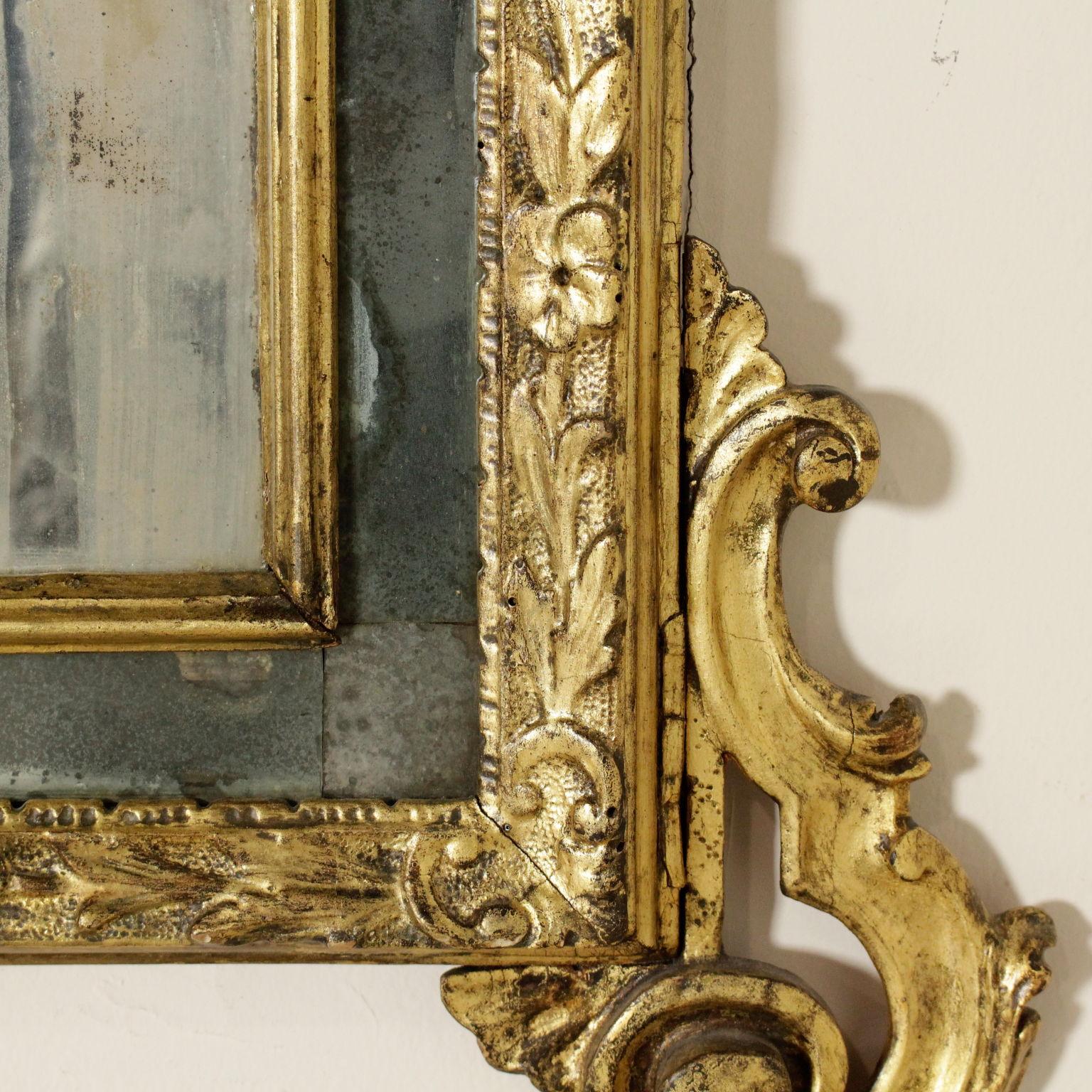 Specchiera in stile rococ specchi e cornici antiquariato - Specchi in stile ...