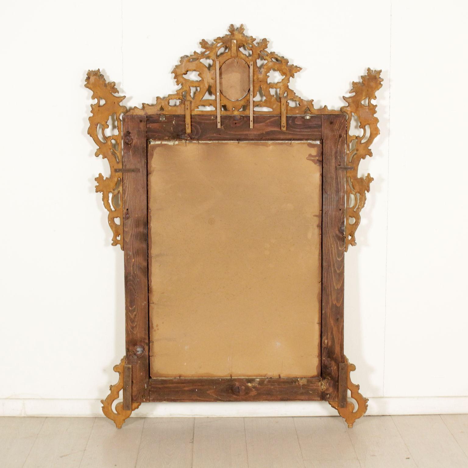 Specchiera in stile rococ specchi e cornici - Specchi in stile ...
