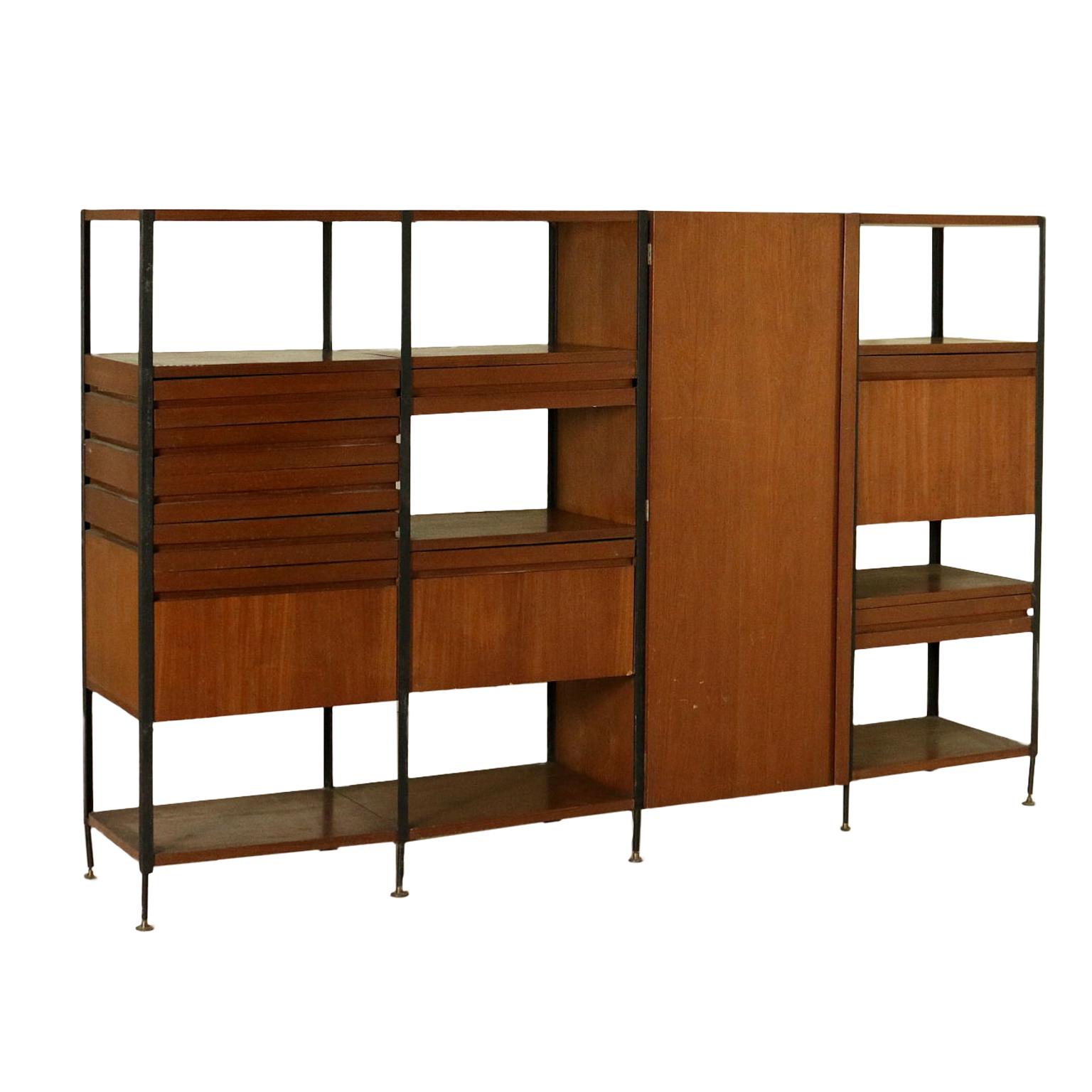 Mobile anni 60 librerie modernariato for Mobili modernariato