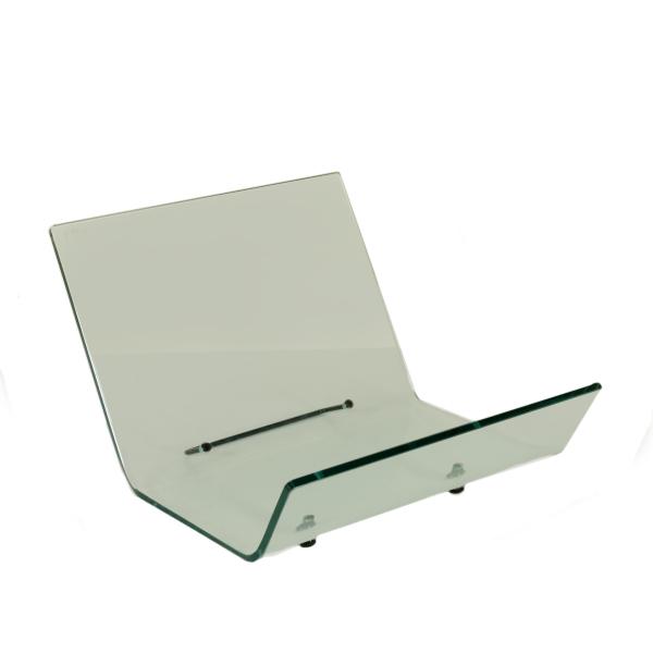 zeitungsst nder glas einrichtungsgegenst nde modernes. Black Bedroom Furniture Sets. Home Design Ideas