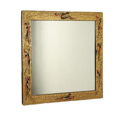 Miroirs ann es 60 accessoires d ameublement design for Miroir miroir full movie
