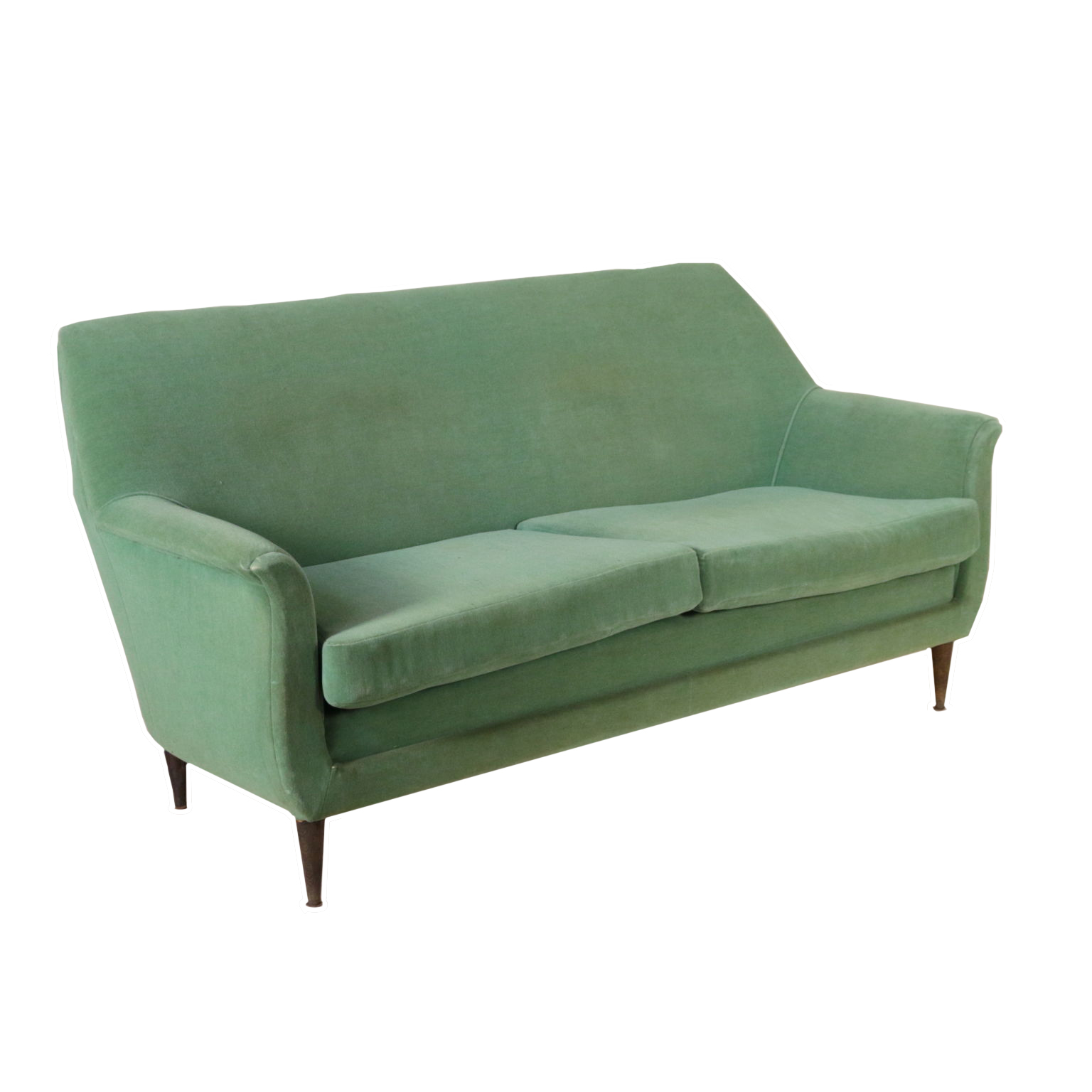 Divano anni 50 60 divani modernariato - Divano profondo 60 cm ...