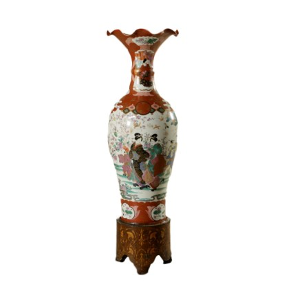 Antique vase japanese