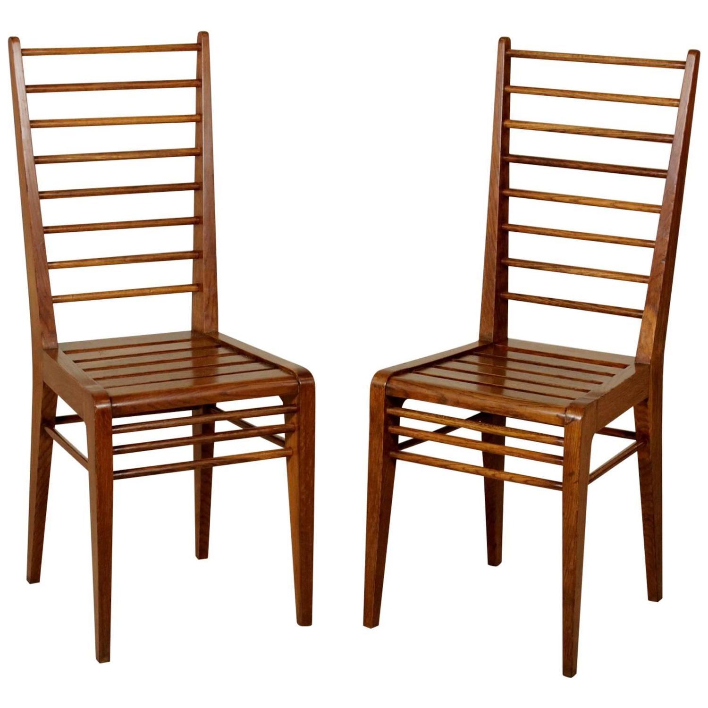 Sedie anni 40 sedie modernariato for Sedie design furniture e commerce