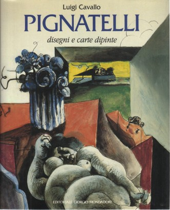 Pignatelli: drawings and painted cards