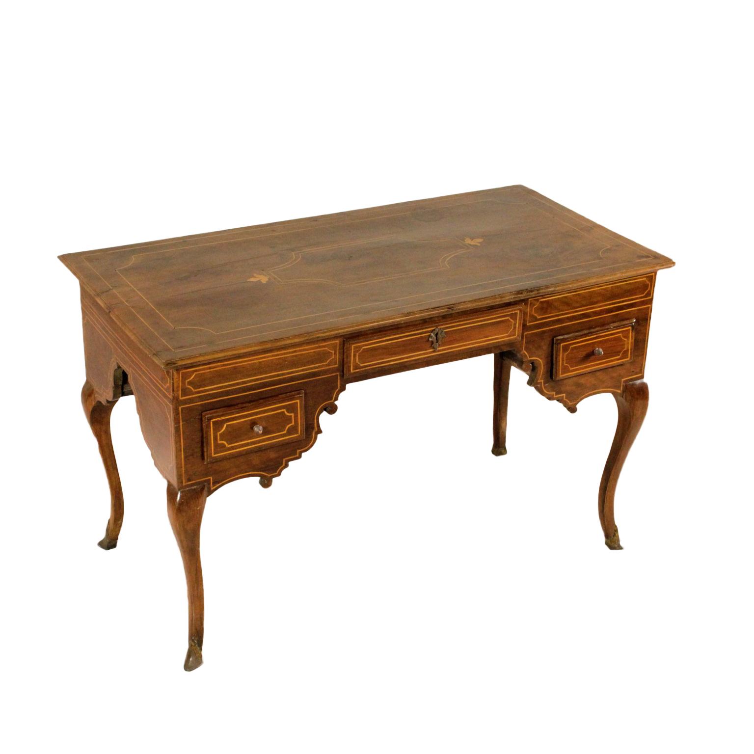 Scrivania in noce 28 images antica scrivania in noce xvii secolo italia anticswiss - Mobili bottega veneta ...