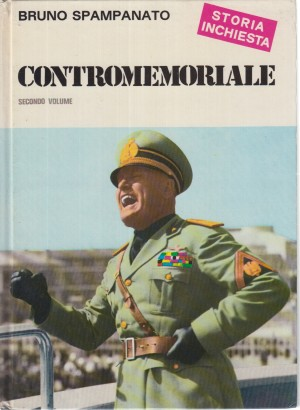 Contromemoriale le Second volume