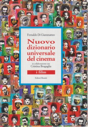 New universal dictionary of the cinema: the films (2 Volumes)