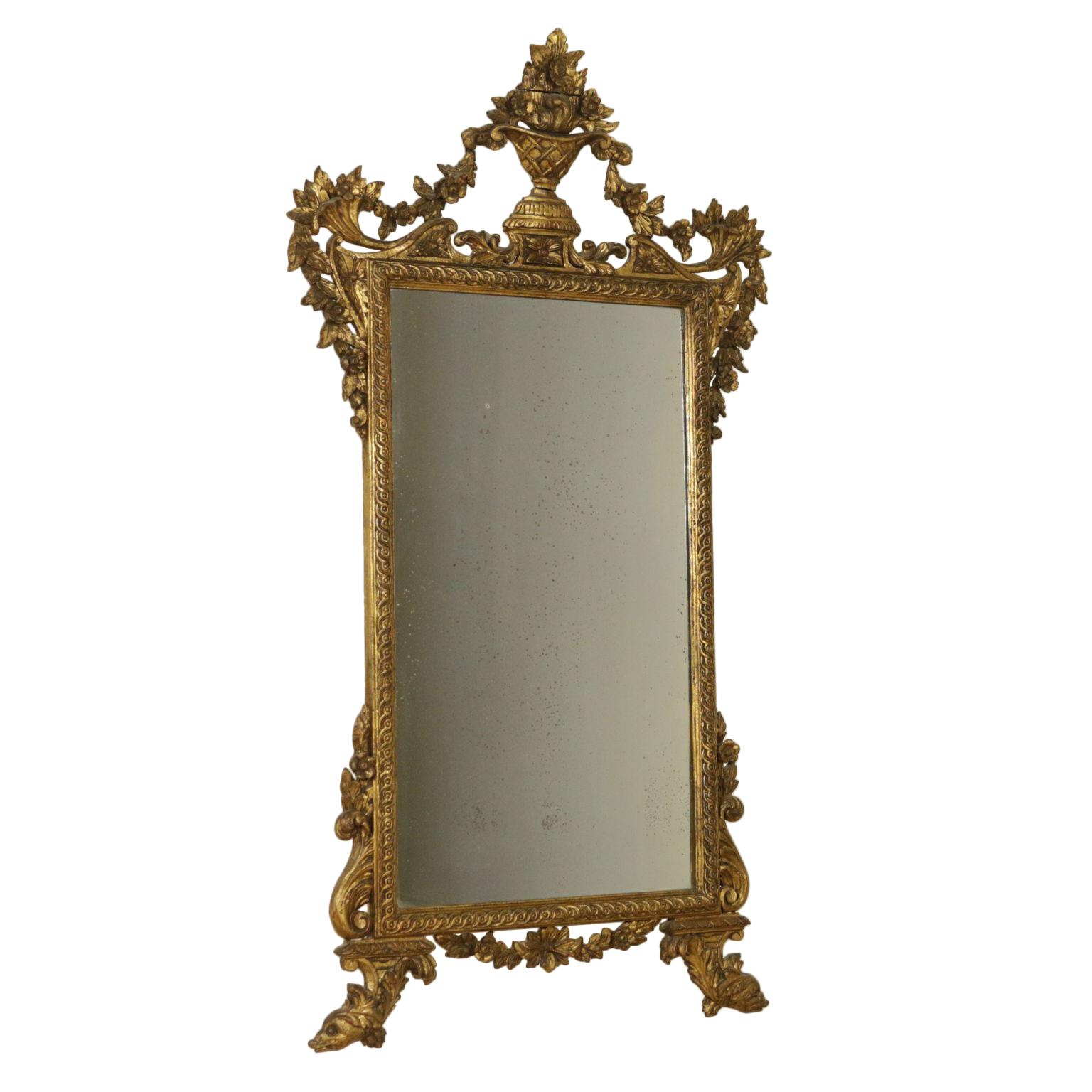 Specchiera in stile mobili in stile bottega del 900 - Mobili bottega veneta ...