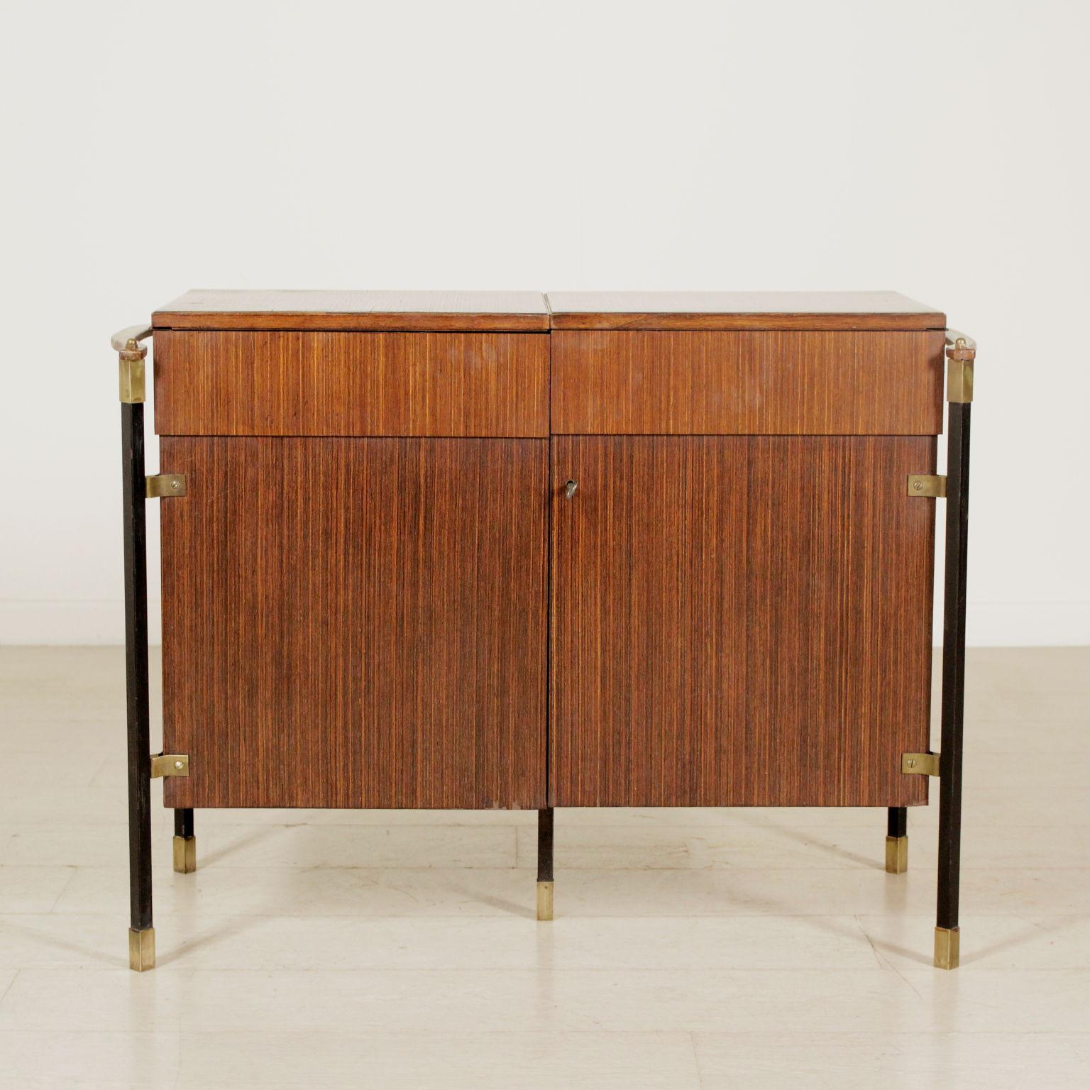 Mobile bar anni 60 mobilio modernariato - Mobile bar anni 70 ...