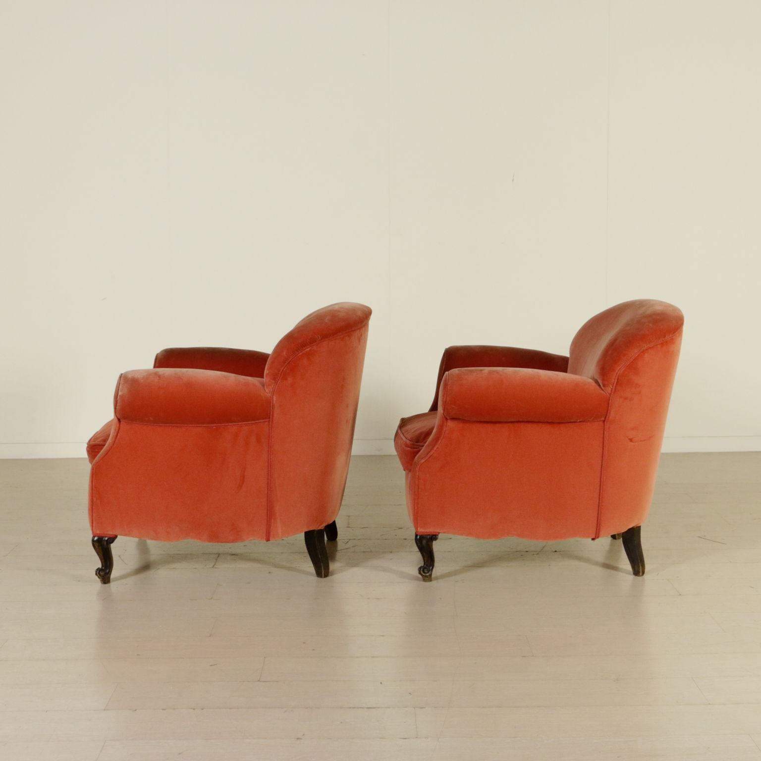 sessel 40er jahre sessel modernes design. Black Bedroom Furniture Sets. Home Design Ideas