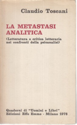 Metastasis analytic