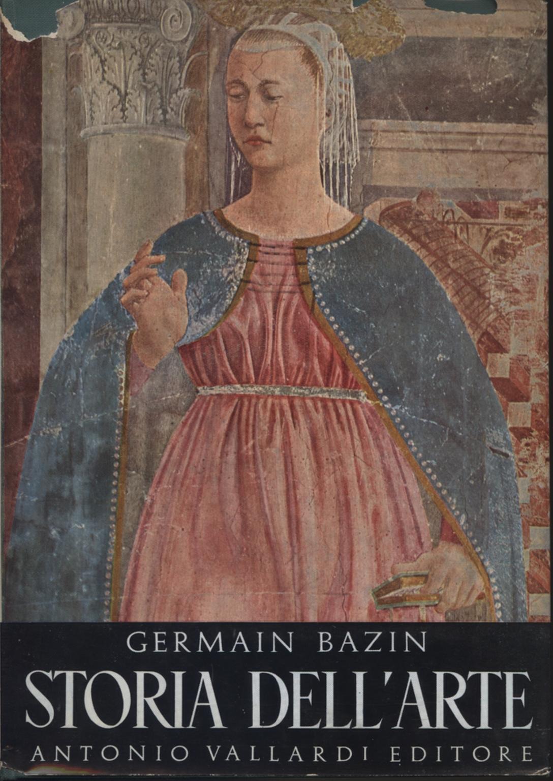 Storia dell 39 arte germain bazin storia e critica d 39 arte for Adorno storia dell arte