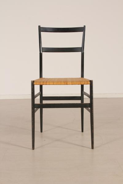 Sedia superleggera gio ponti sedie modernariato for Sedie gio ponti