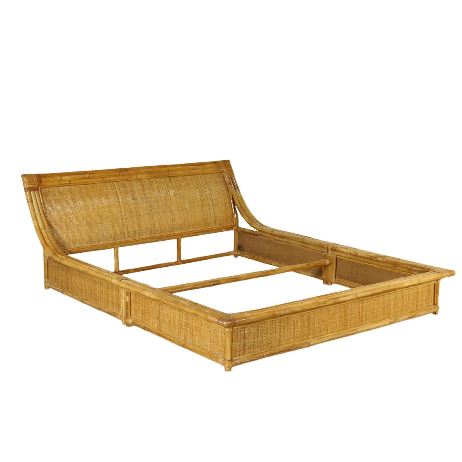 Letto in bamb complementi modernariato - Letto in bambu ...