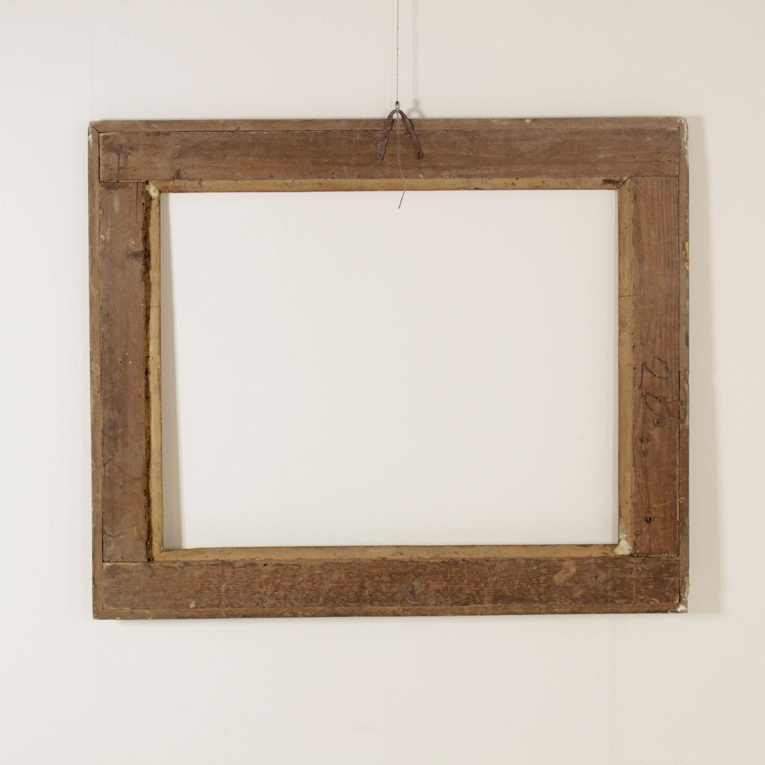 cadre antique miroirs et cadres antiquit s. Black Bedroom Furniture Sets. Home Design Ideas