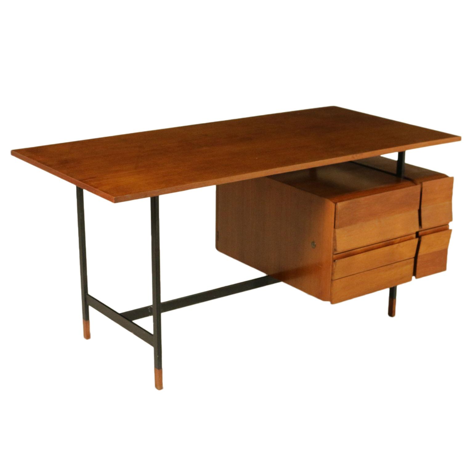 Schreibtisch 60er jahre tische modernes design for Schreibtisch 60er jahre