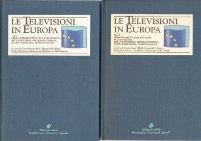 Television in Europe (2 volumes)