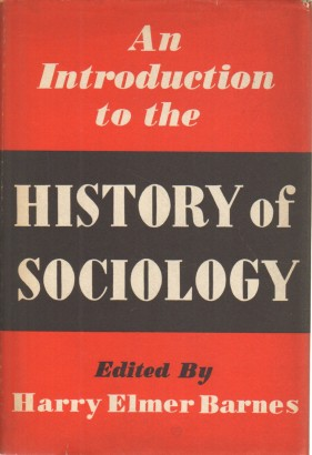 An introduction to the history of sociology