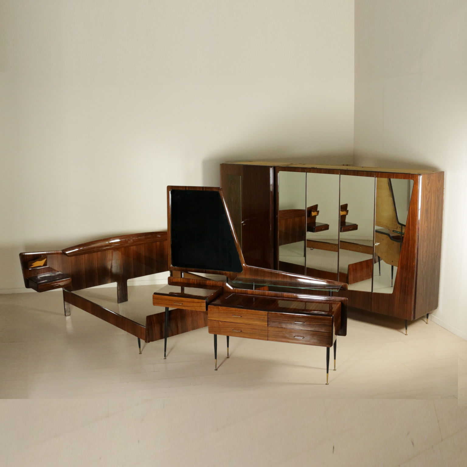 Amazing armadio anni arredo completo with arredamento anni - Arredo bagno anni 50 ...