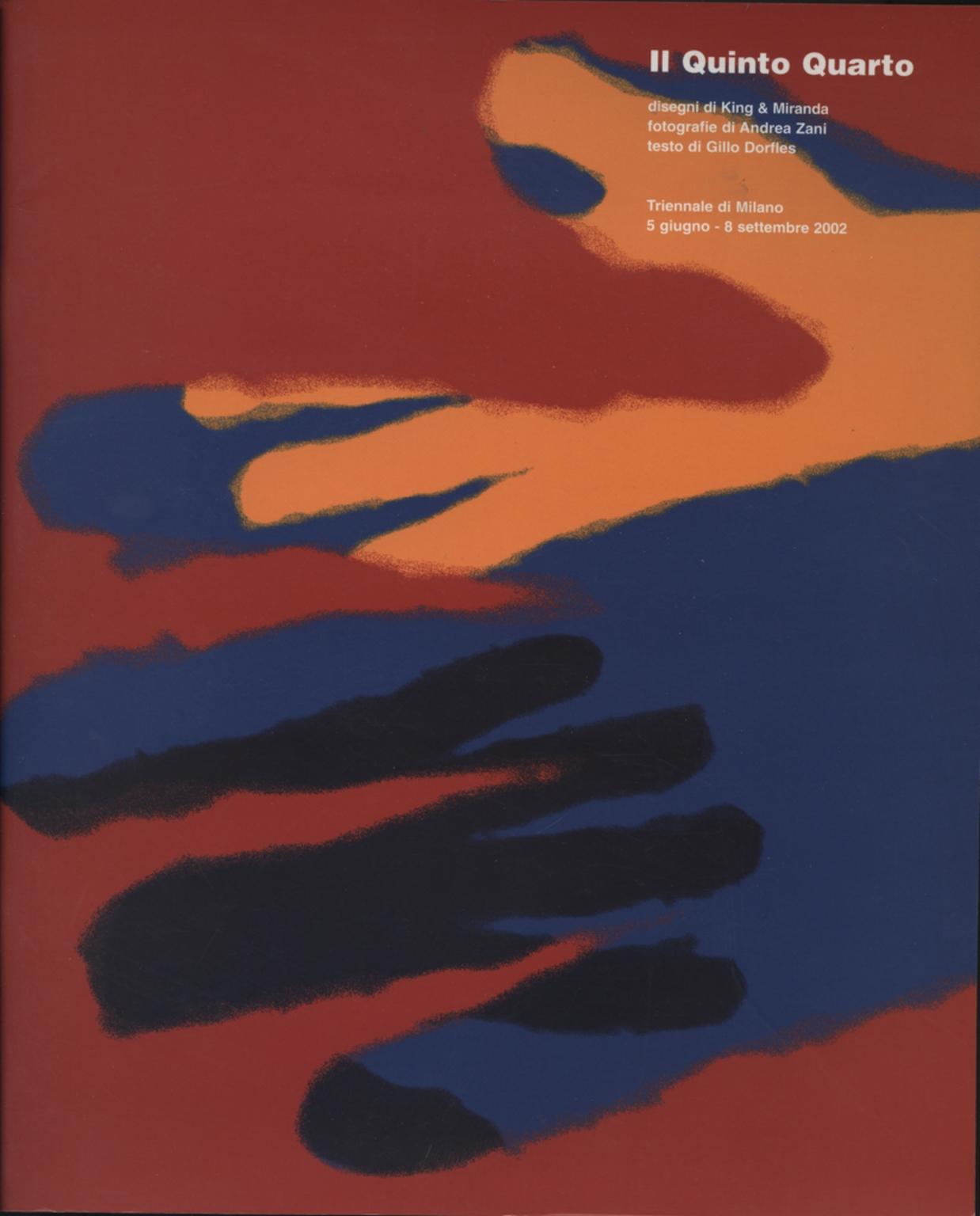 Il quinto quarto gillo dorfles cataloghi d 39 arte arte for Il quinto quarto