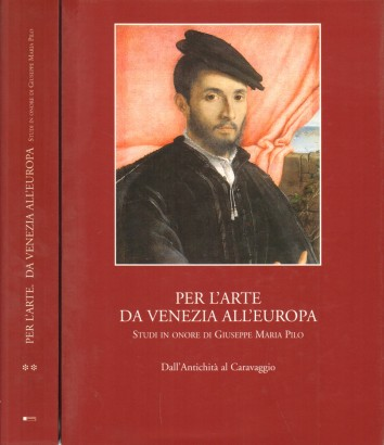 For art from Venice and Europe (2 volumes)