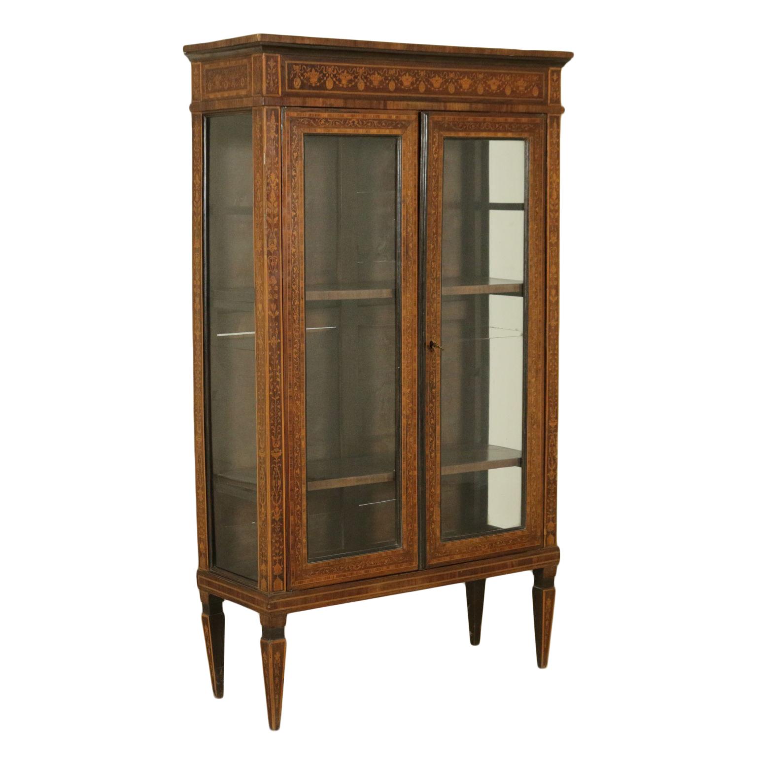 Vetrinetta in stile neoclassico mobili in stile - Mobili in stile ...
