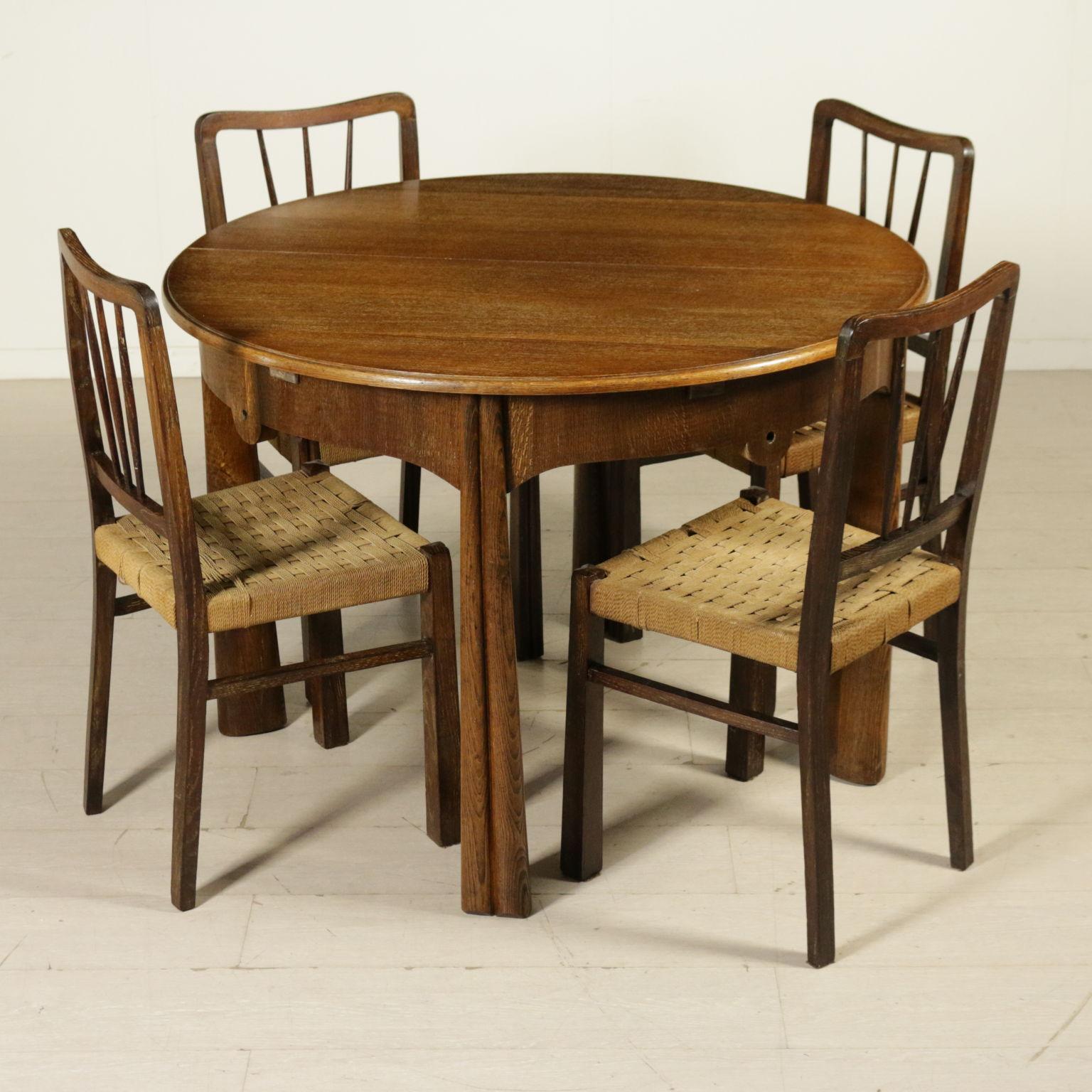 tisch 50er jahre tische modernes design. Black Bedroom Furniture Sets. Home Design Ideas