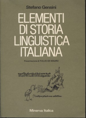 Elements of the history of the Italian language