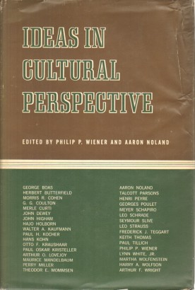 Ideas in cultural perspective