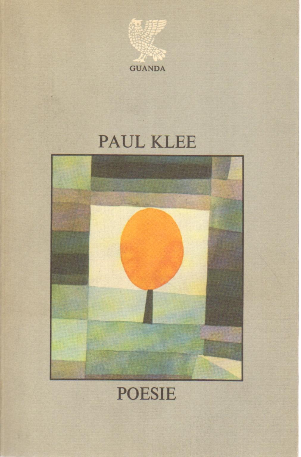 Gedichte Paul Klee Poesia Straniera Poesie