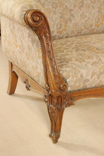 Divano stile luigi xv mobili in stile bottega del 900 - Luigi xv mobili ...