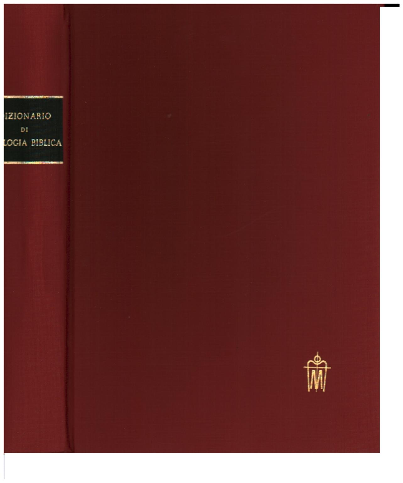 dizionario di teologia