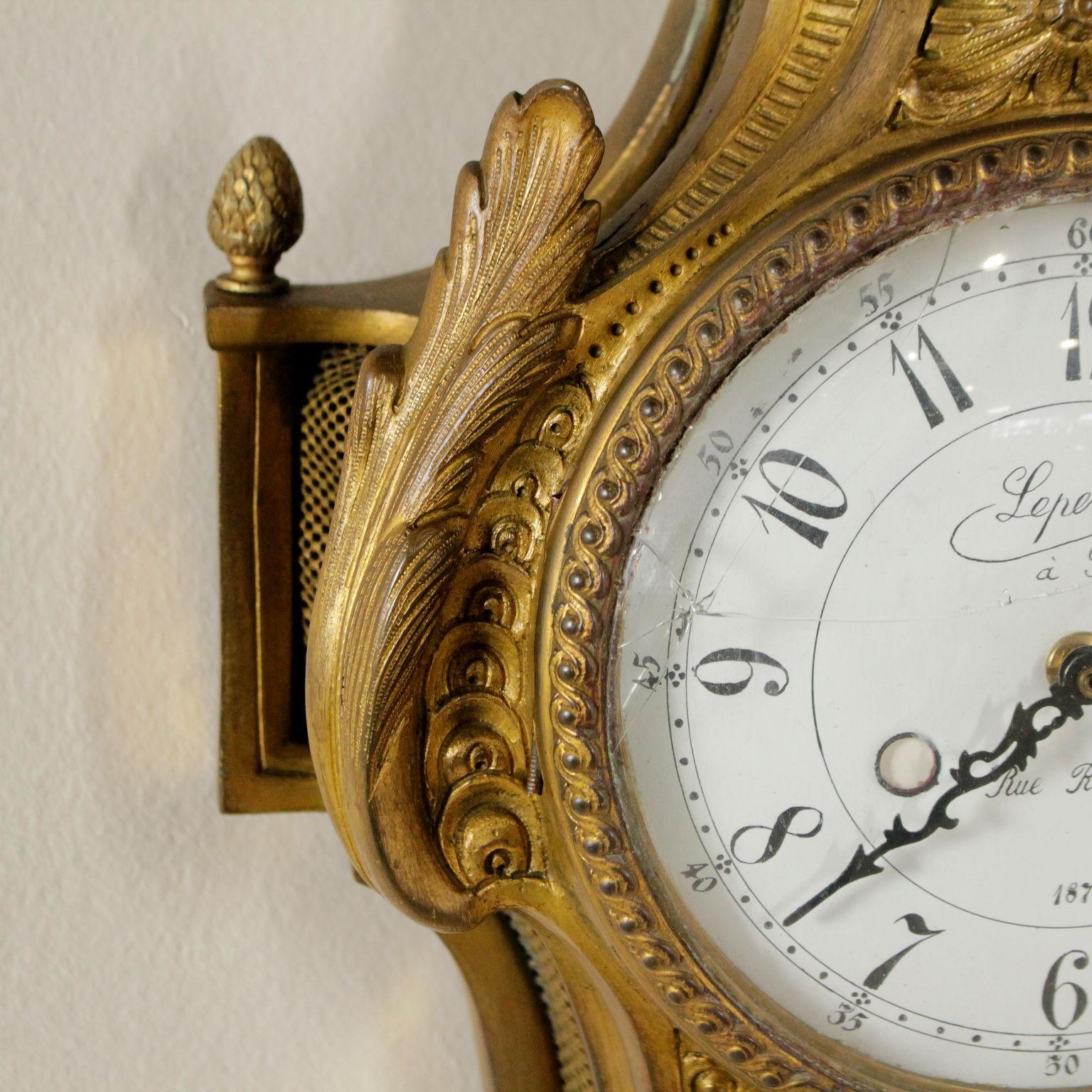orologio da parete oggettistica antiquariato