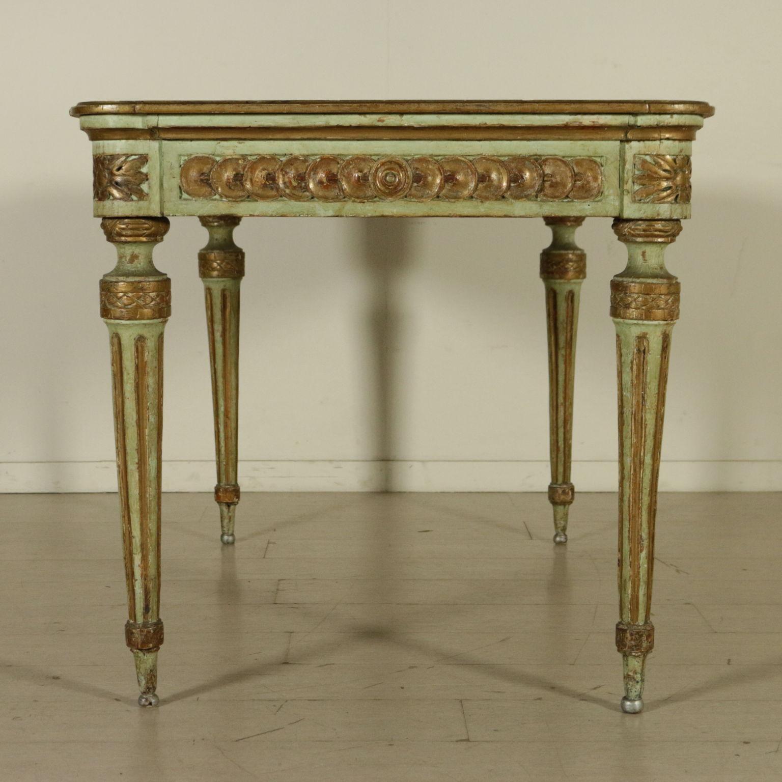 tavolo laccato tavoli antiquariato