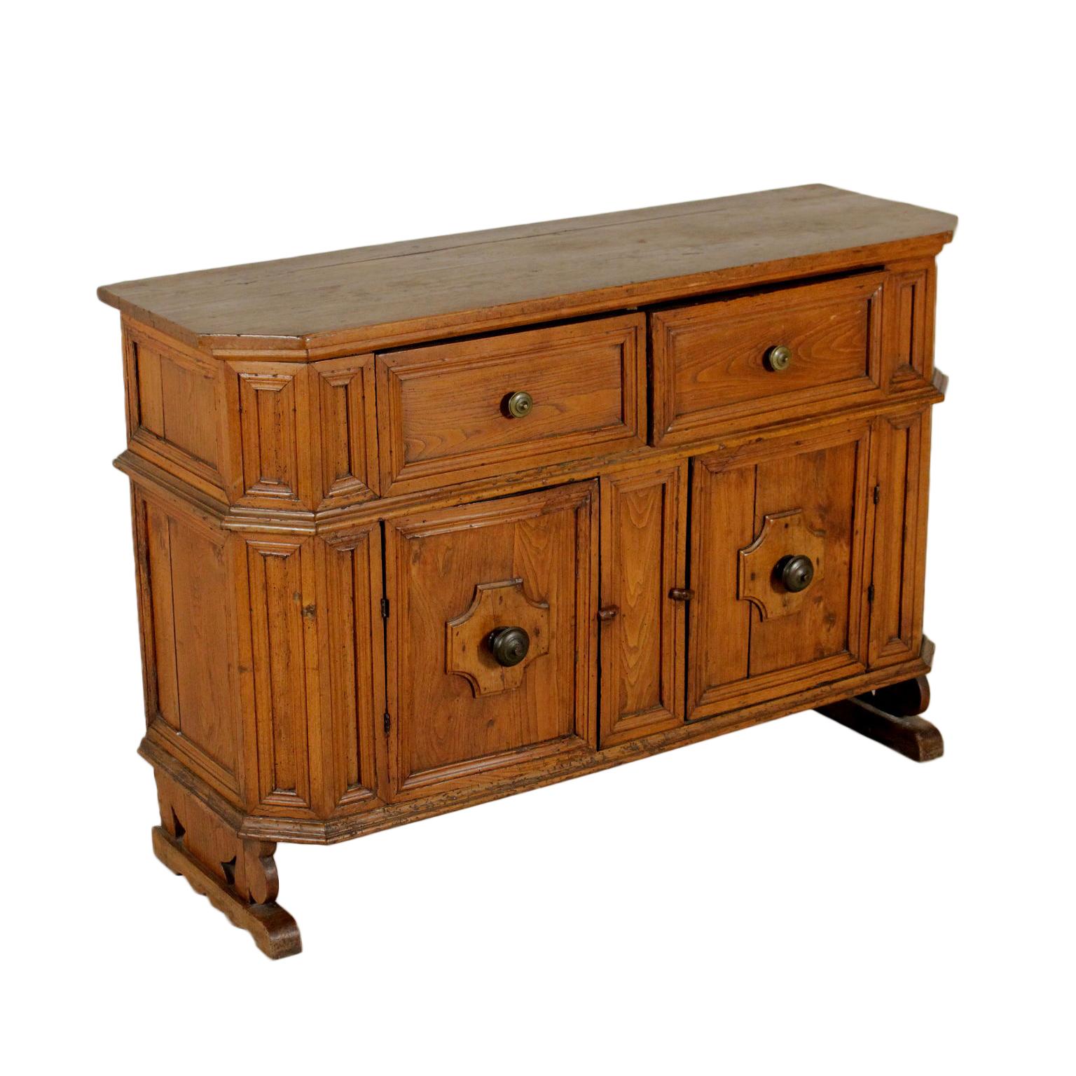 Credenza legni antichi mobili in stile bottega del 900 - Mobili in stile ...