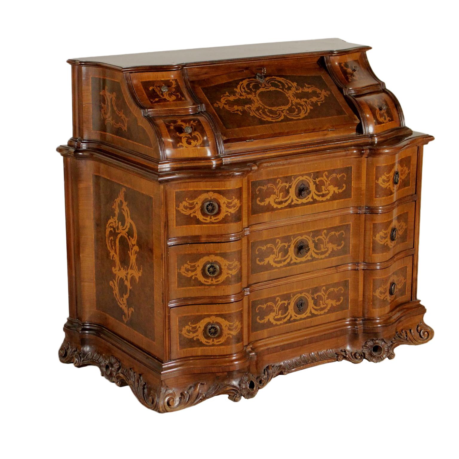 Ribalta in stile mobili in stile bottega del 900 - Mobili in stile ...