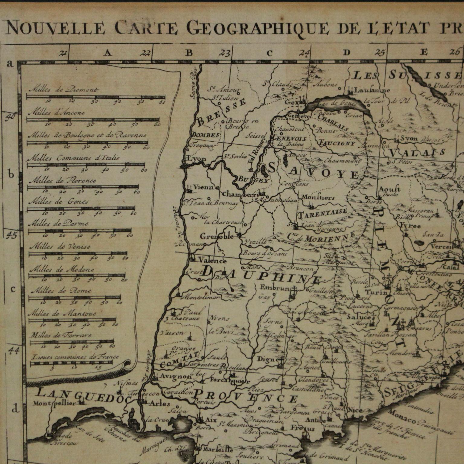 Cartina Italia 1810.Stampa Di Carta Geografica Dell Italia Pittura Antica Arte Dimanoinmano It