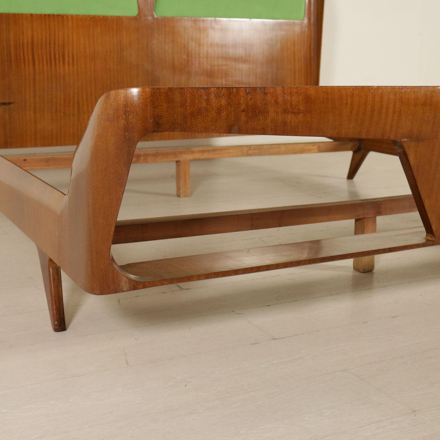 Bett 50er Jahre - Einrichtungsgegenstände - Modernes design ...