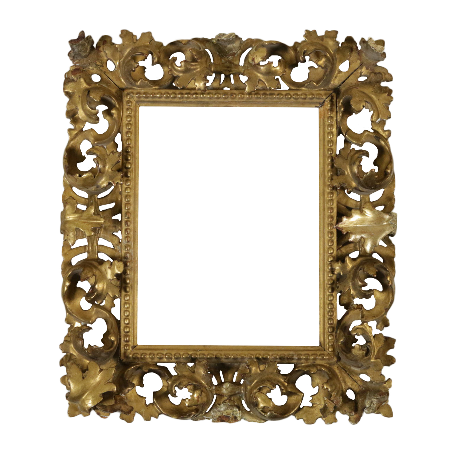 Gilded Frame - Mirrors and frames - Antiques - dimanoinmano.it