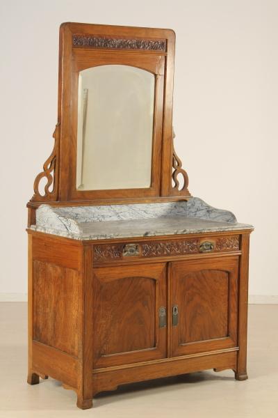 орех антикварные зеркала туалеты свободы италии раннего