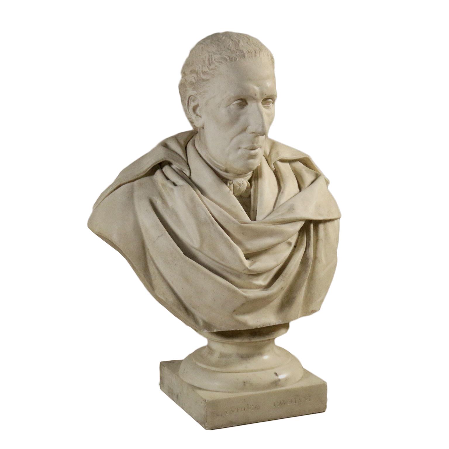 busto in marmo di antonio cavriani arte antica arte