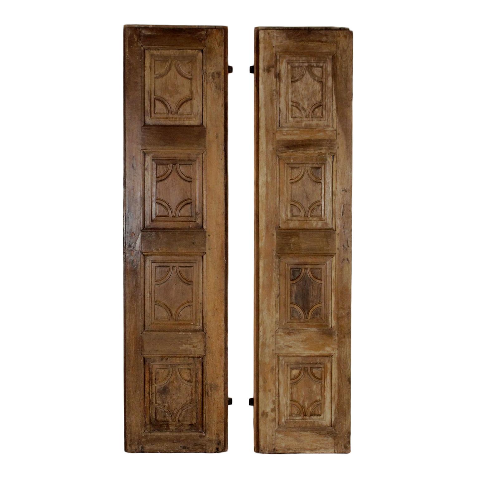 Porta a Due Ante - Altri mobili - Antiquariato - dimanoinmano.it
