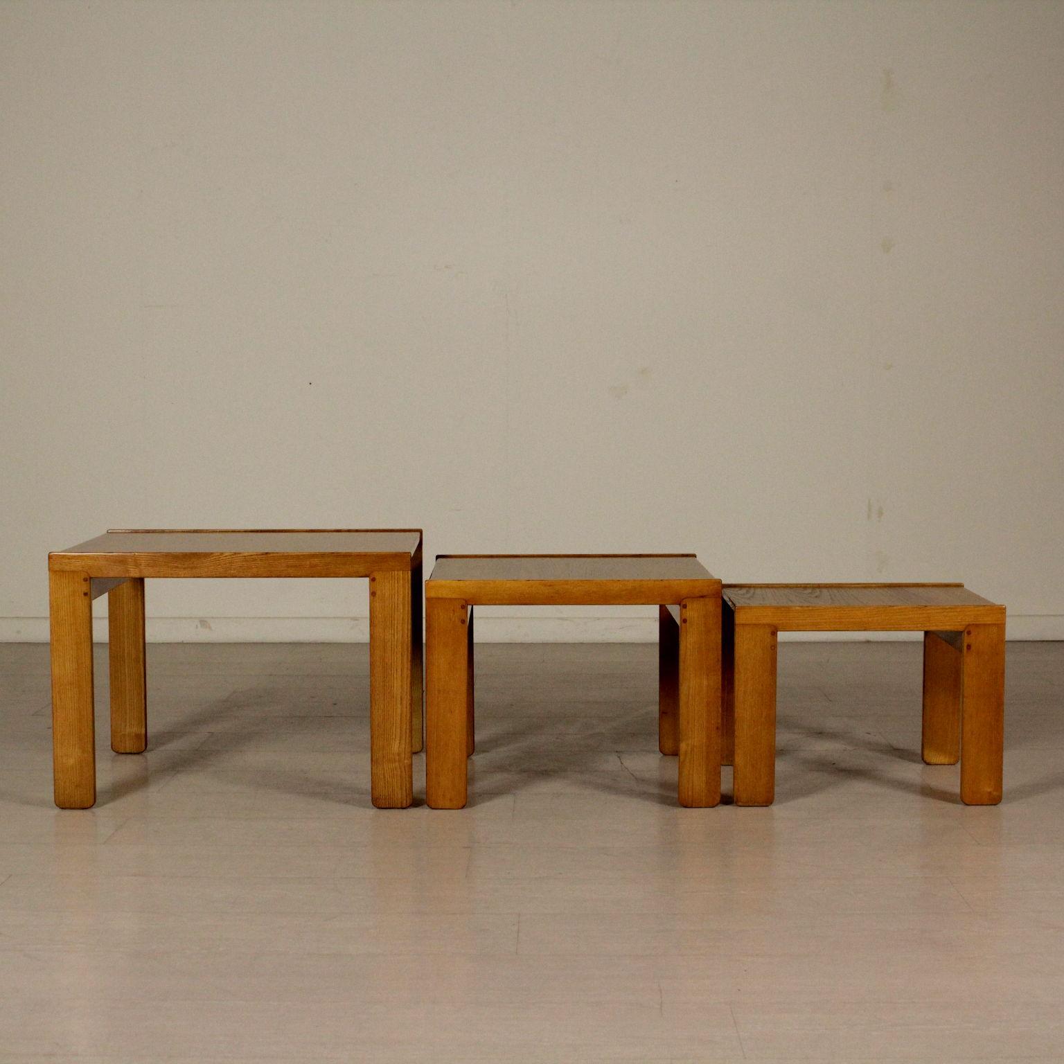 Tavolini Afra E Tobia Scarpa Tavoli Modernariato Dimanoinmano It