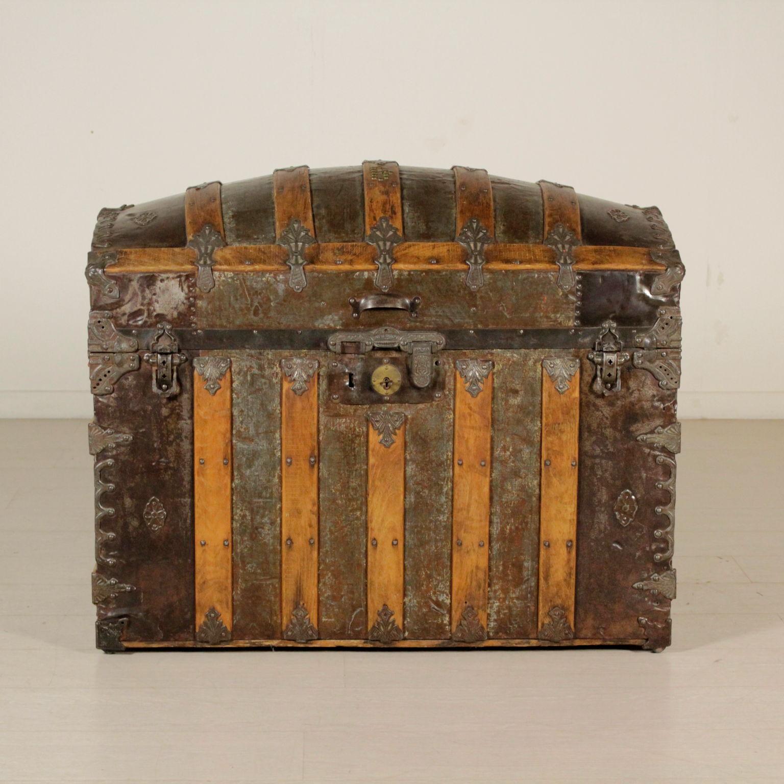 Baule saratoga altri mobili antiquariato for Antiquariato mobili