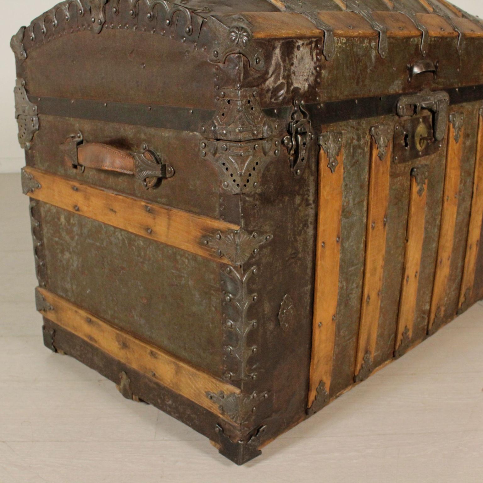 Baule saratoga altri mobili antiquariato for Mobili antichi 1800