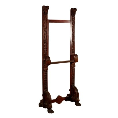 Carved Easel for Paintings